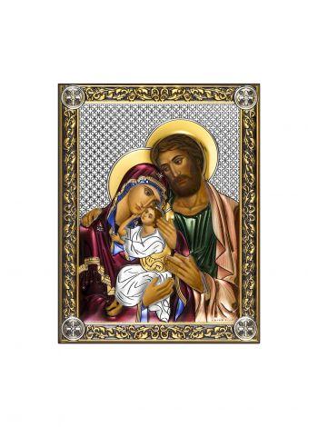 """Фото - Икона """"Святое Семейство"""" (арт. ПЭД1- св. Сем)"""