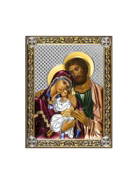 """Икона """"Святое Семейство"""" (арт. ПЭД1-св. Сем)"""