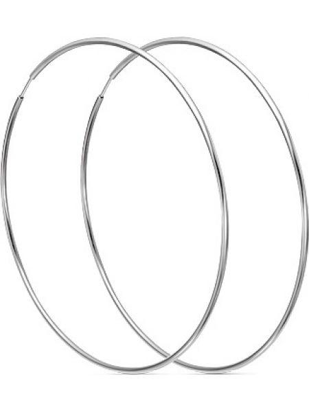 Серьги конго. Диаметр 58 мм (арт. 60500)