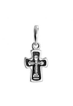Крест с образом Ангела Хранителя  (арт. 881с)