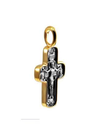Крест с образом св. Георгия Победоносца (арт. 901 п)