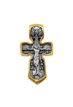 Крест с образом св. Александра Невского  (арт. 908 п)