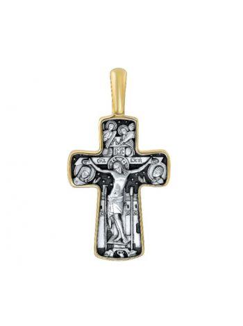 Фото - Крест с образом Ангела Хранителя  (арт. 952 п)
