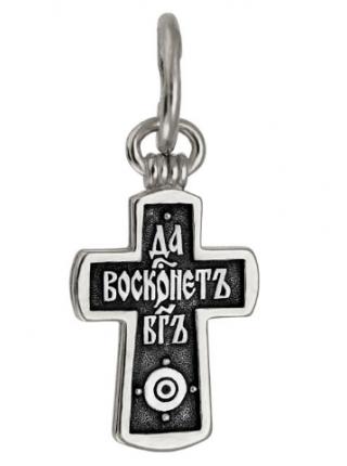 КРЕСТ НАТЕЛЬНЫЙ С РАСПЯТИЕМ (арт. 699 с)