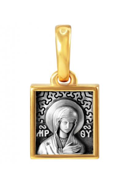 ОБРАЗ БОЖИЕЙ МАТЕРИ «СКОРОПОСЛУШНИЦА» (НЕВСКАЯ) (арт. 846 п)