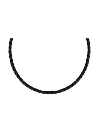 Гайтан из плетёной искусственной кожи (арт. ГС-02)