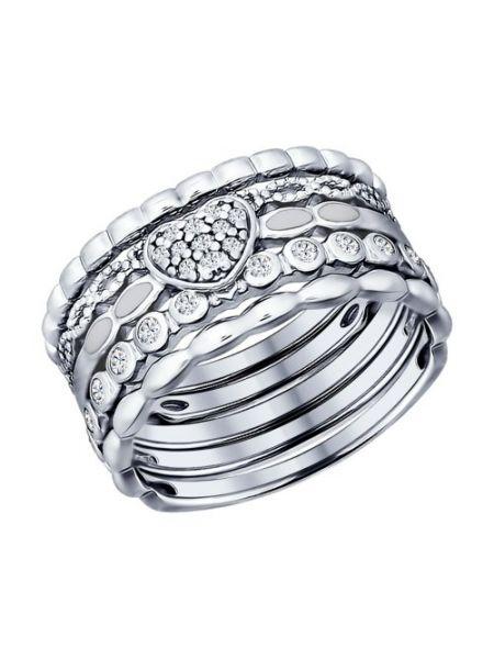 Наборное кольцо (арт. 94011708)