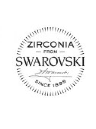Подвеска из серебра с Swarovski Zirconia (арт. 89030005)