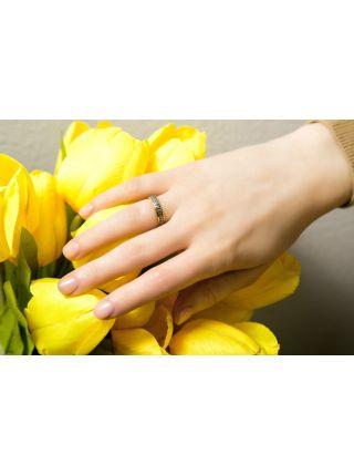 Кольцо «Господи спаси и сохрани меня» (арт. ВСЧЗ 4012)