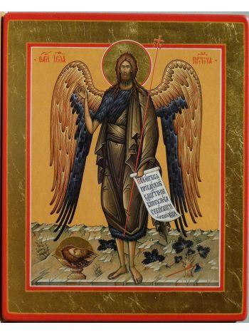 """Фото - Икона """"Традиции Золотого Века  св. Иоанн Предтеча"""""""