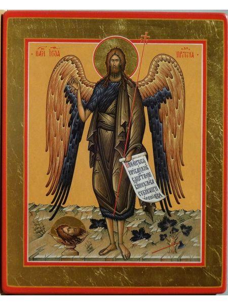 """Икона """"Традиции Золотого Века  св. Иоанн Предтеча"""""""