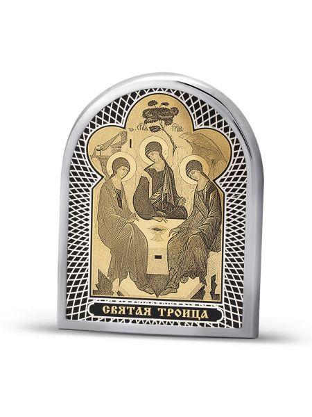 "Арочная автомобильная икона ""Святая Троица"" (арт. С-А40 С.Т.)"