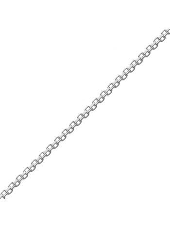 Фото - Цепочка двойная якорная с алмазной гранью (арт. ВМ40250)