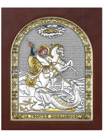 """Икона """"Георгий Победоносец"""" (арт. СПМ2-ГП)"""