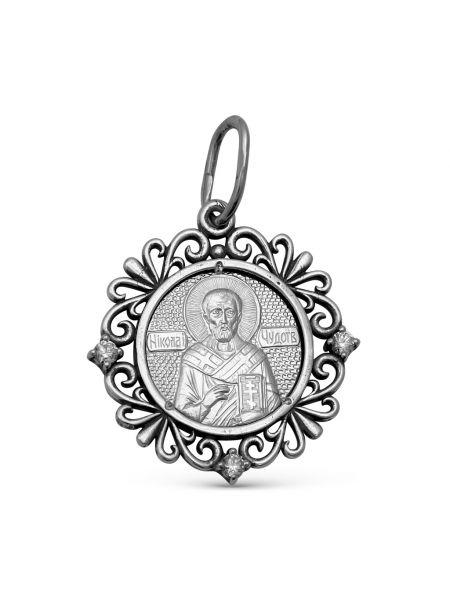 Образ «Николай Чудотворец» (арт. 3-389 ч)