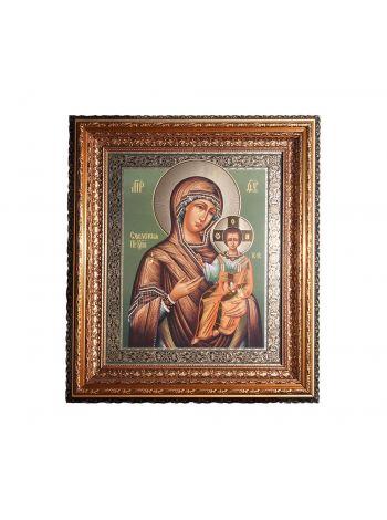 """Фото - Икона - Киот """"Богородица Смоленская"""" (арт. К05)"""