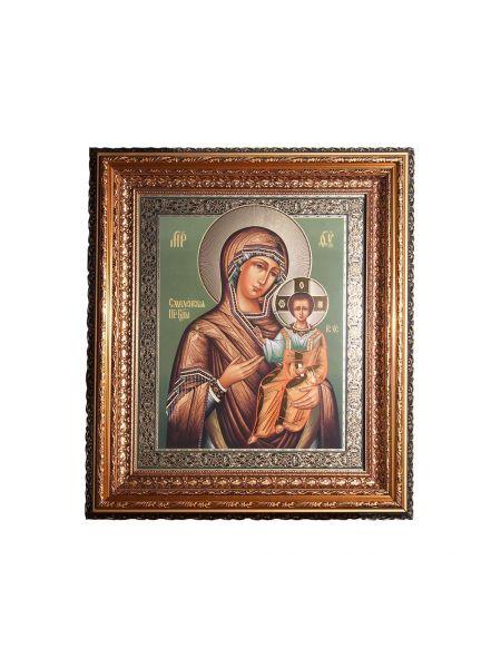 """Икона - Киот """"Богородица Смоленская"""" (арт. К05)"""
