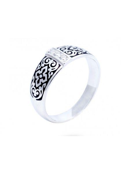 Кольцо с молитвой: «Господи, помилуй» (арт. Э20092)