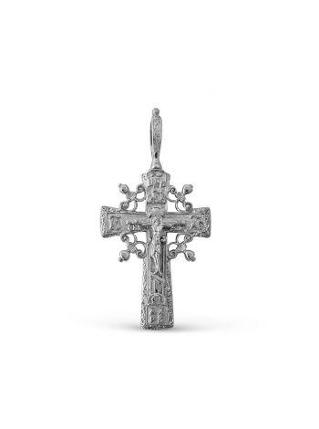 """Крест """"Распятие Христово"""" с молитвой (арт. 3-018 р)"""