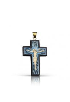 """Крест """"Распятие Христово"""" (арт. КМО-1)"""
