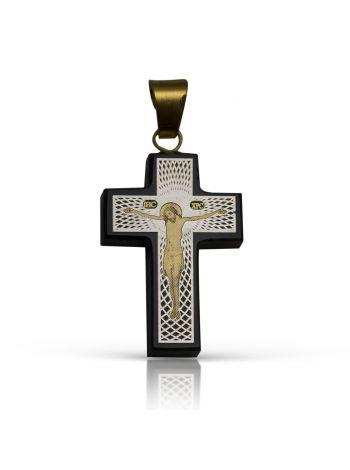 """Крест """"Распятие Христово"""" (арт. КСО-1)"""