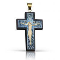 """Крест """"Распятие Христово"""" (арт. КБО-1)"""