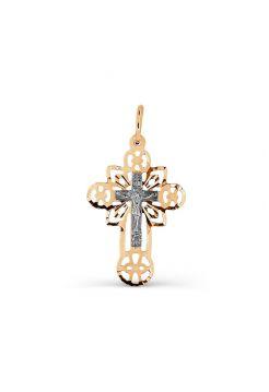 """Крест """"Распятие Христово"""" православный"""