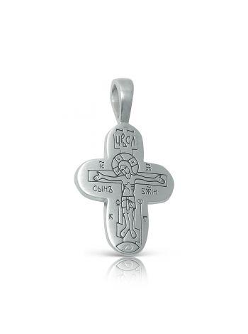 Нательный крест с Распятием (арт. 745)