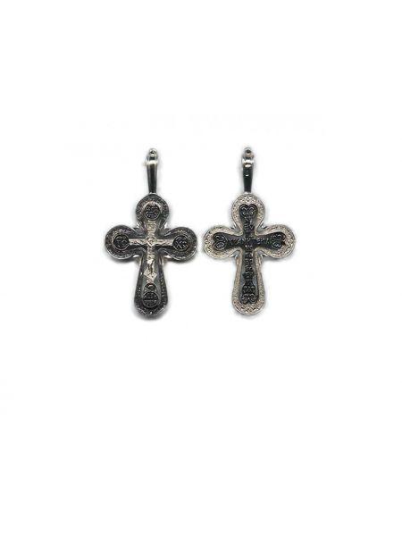 Нательный крест «Распятие Христово» (арт. КС136)