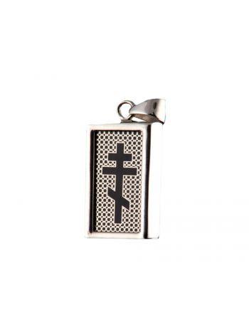 Фото - Подвеска «Православный крест»