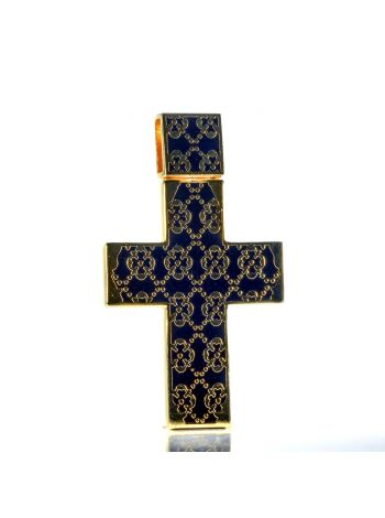 Крест без распятия (арт. КРС 09-22)
