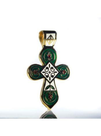 Фото - Подвеска крест без распятия