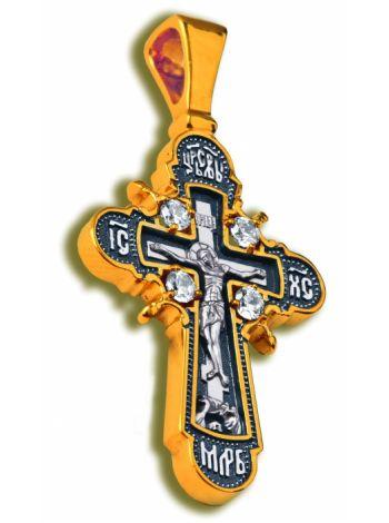 Нательный крест (арт. КЗЧ 03920-1)