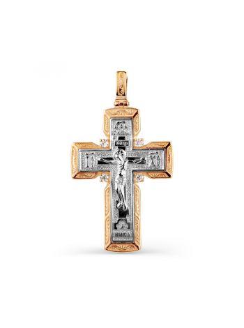"""Крест """"Распятие Христово"""" (арт. Т13206470)"""