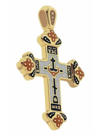 Крест нательный (арт. КЗЭ 3321-1)