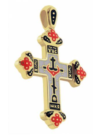 Крест нательный (арт. КЗЭ 3323-2)