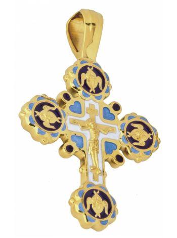 Крест Распятие Господа нашего Иисуса Христа (арт. КЗЭ 4330-3)