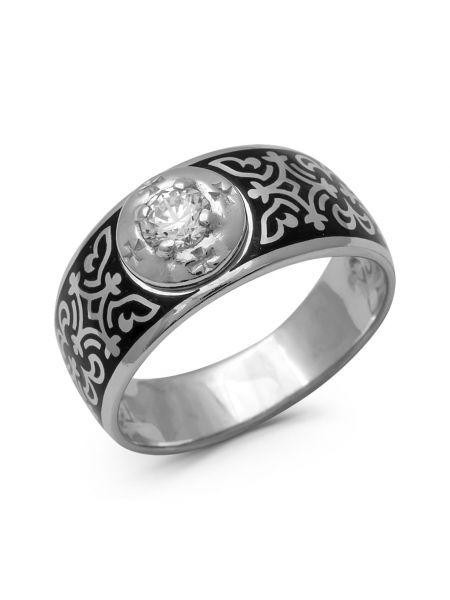 Кольцо с молитвой: «Господи, помилуй» (арт. Э20050)