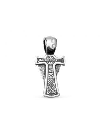 """Нательный крест """"Ангел Хранитель"""""""