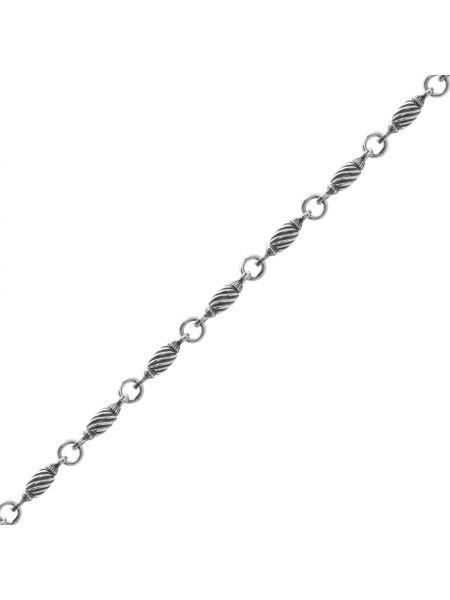 Цепочка литая с орнаментом (арт. 6-023 ч)