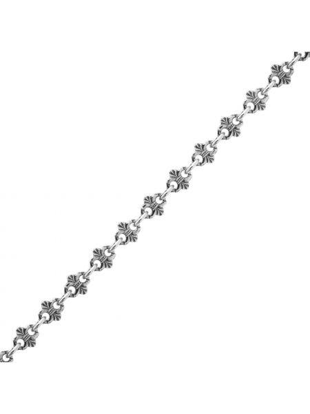 Цепочка литая с орнаментом (арт. 6-025 ч)