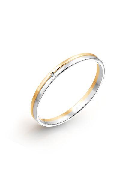 Обручальное кольцо (арт. Т131013903)