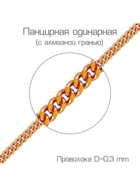 Цепочка панцирная (арт. ЦПН10112030)